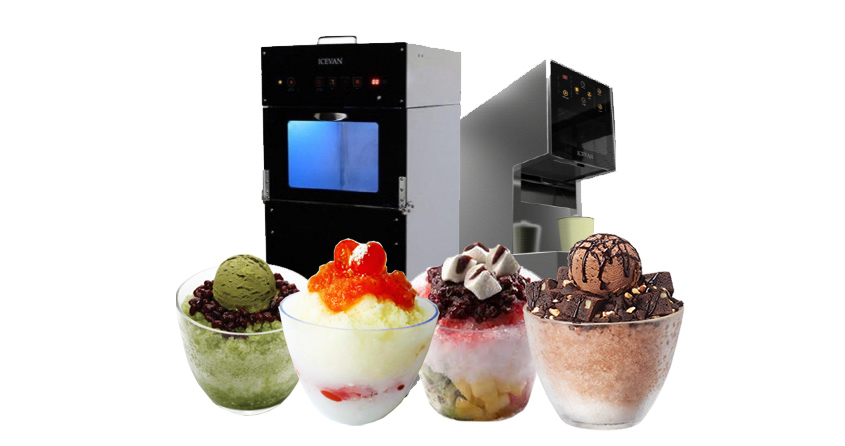 bingsu machine